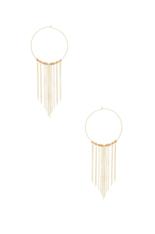 Cascade Earrings by Mimi & Lu