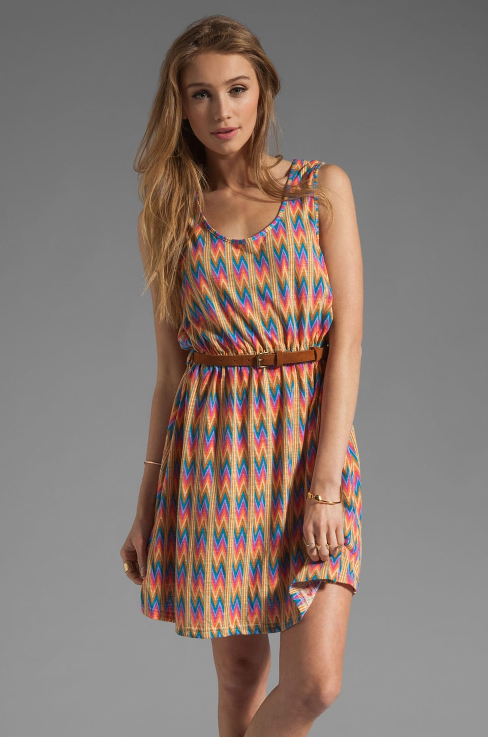 MINKPINK Paradise City Dress in Multi