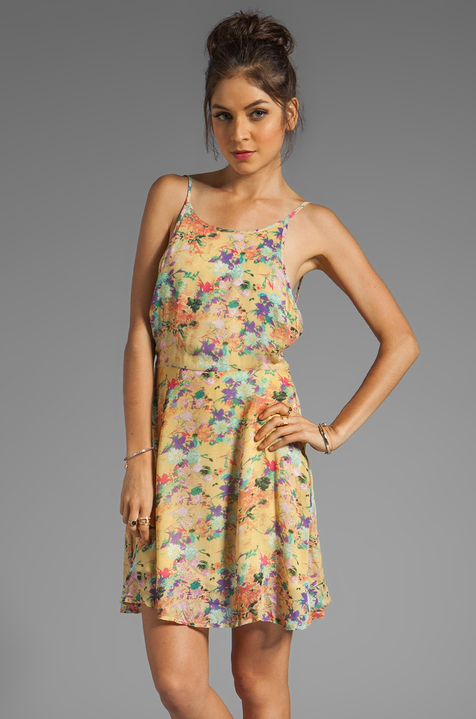 MINKPINK Summer Breeze Sundress in Multi