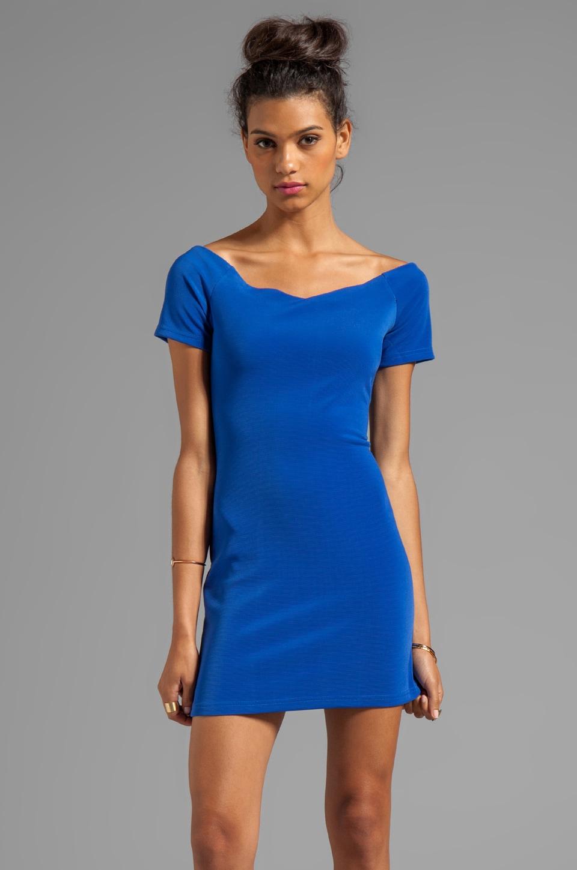 MINKPINK Roxanna Mini Dress in Blue