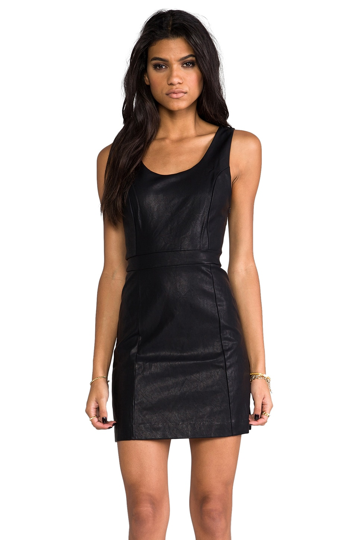 MINKPINK On My Mind Dress in Black