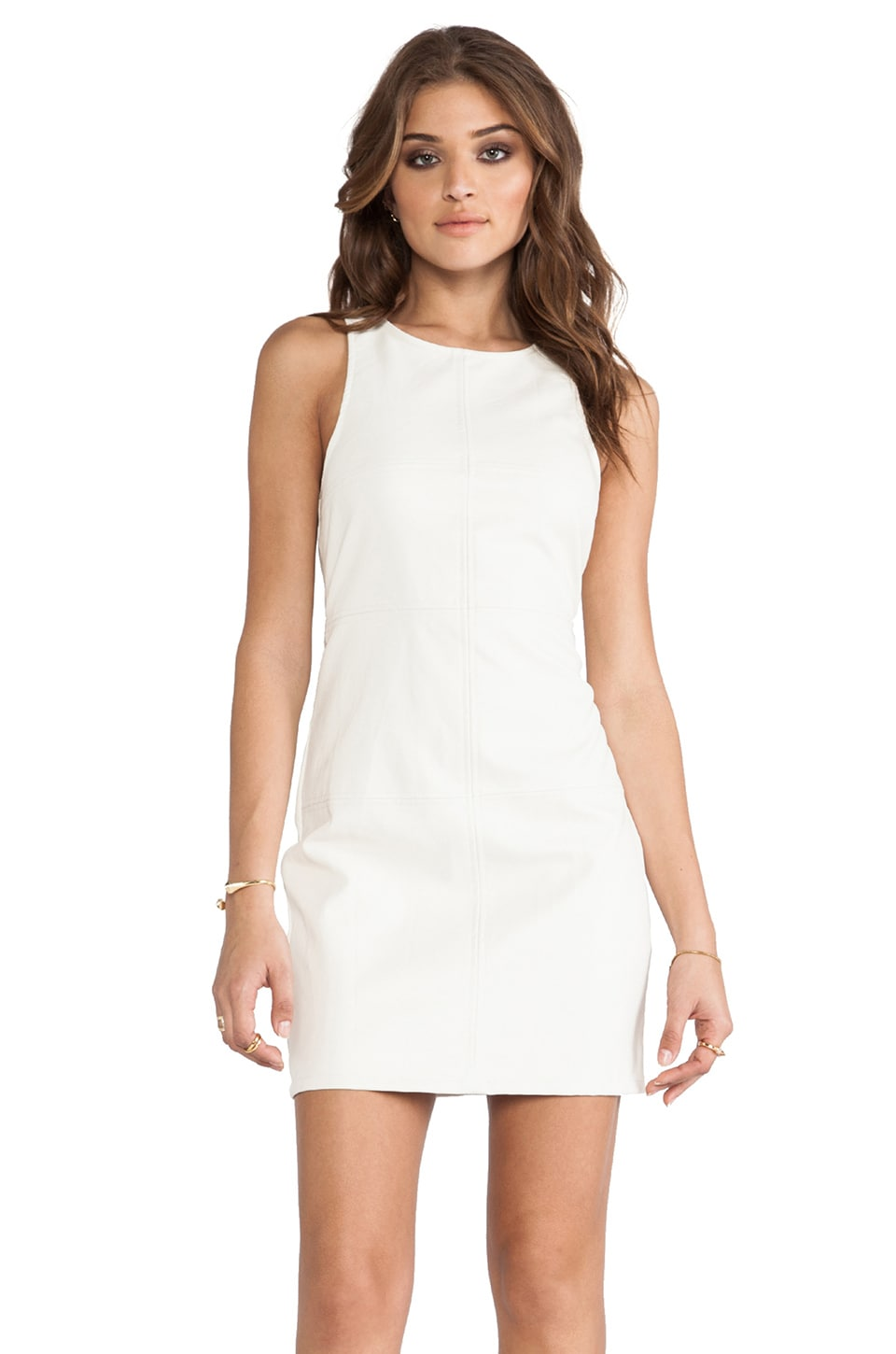 MINKPINK All I Need Dress in Ivory