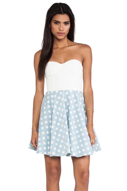 MINKPINK Sugar Magnolia Dress in Multi