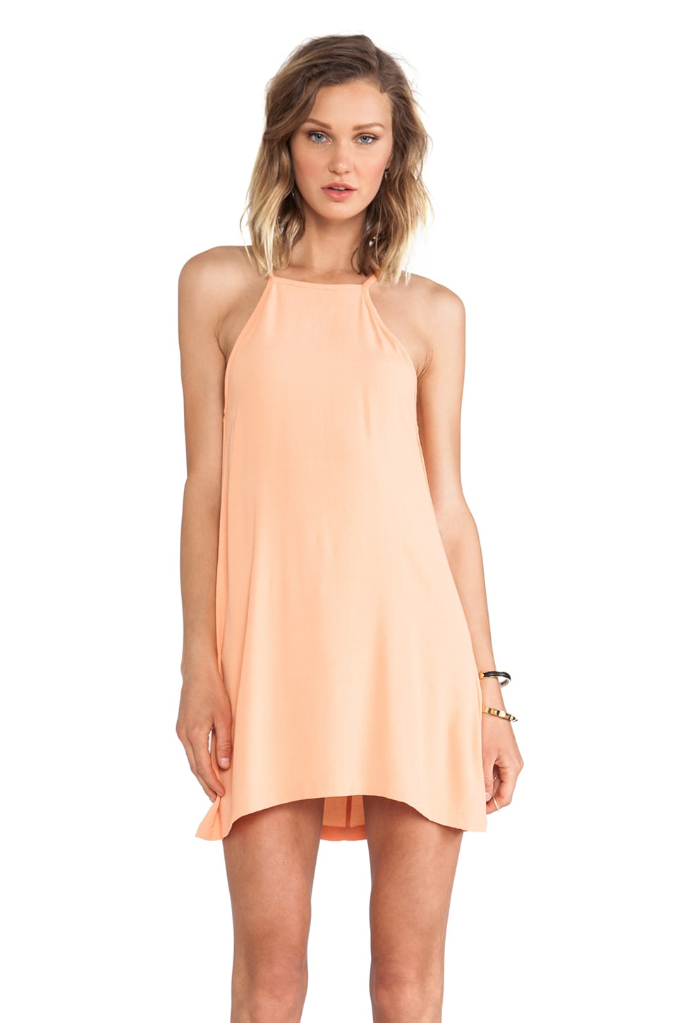 MINKPINK Hey Girl Dress in Mandarin