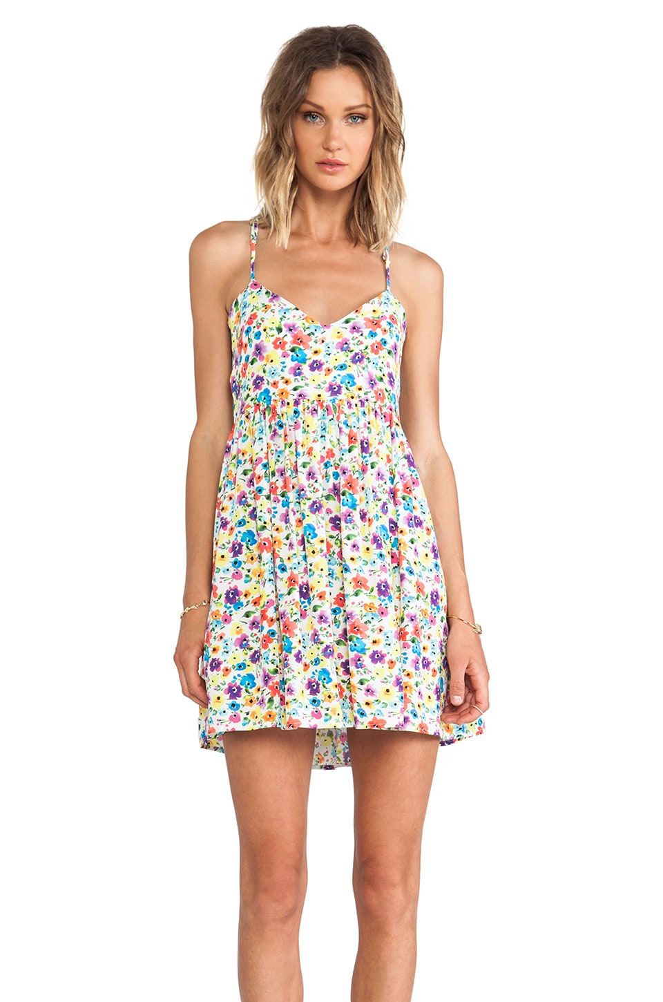 MINKPINK Wildflower Patch Dress in Multi