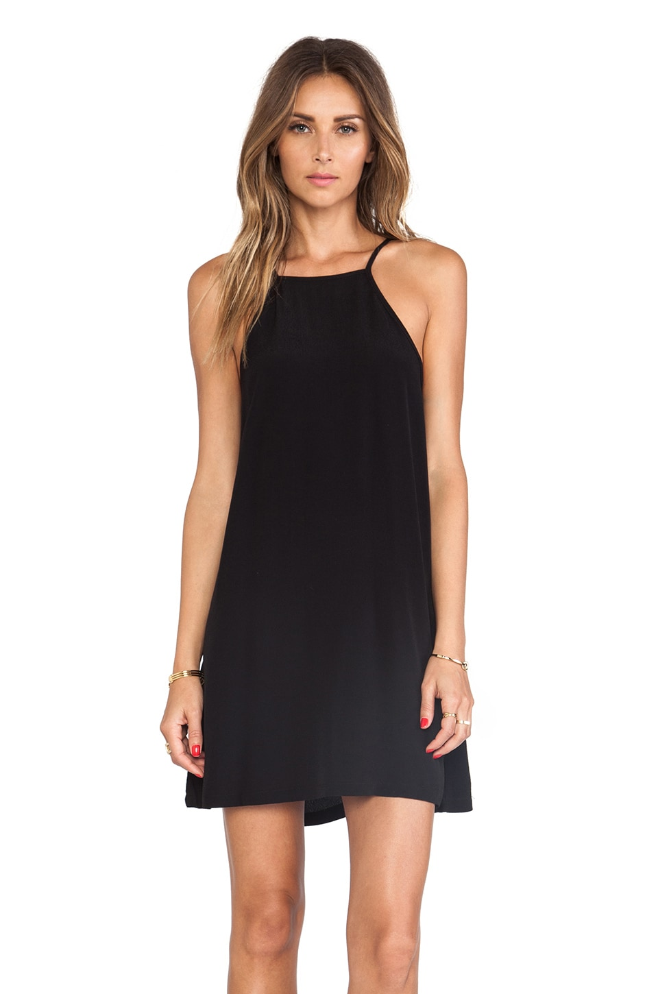 MINKPINK Hey Girl Dress in Black
