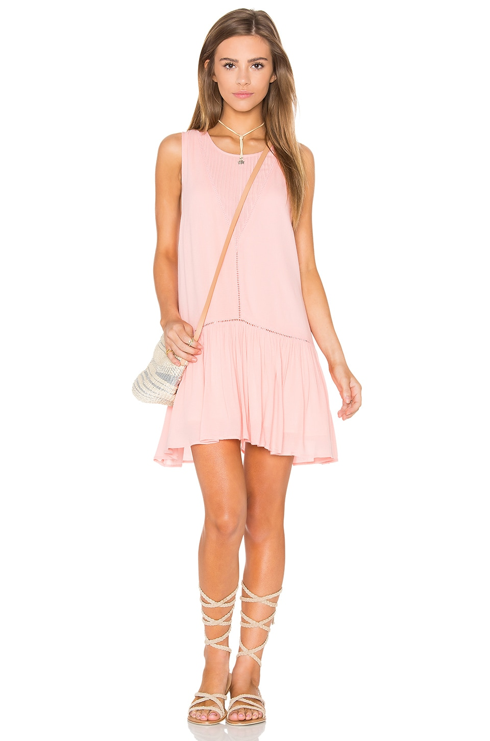 buy Blushing Beach Dress by MINKPINK dresses online shopping