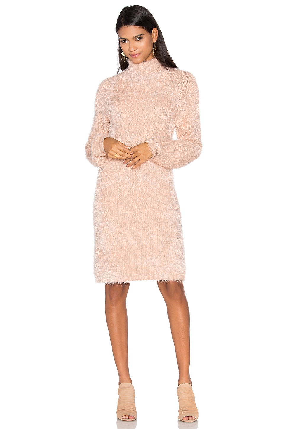 buy Soft Serve Sweater Dress by MINKPINK dresses online shopping