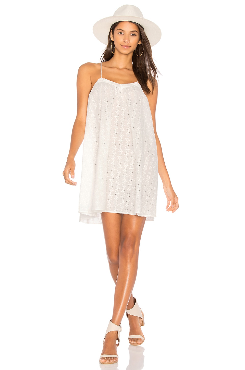 In the Clouds Trapeze Dress by Minkpink
