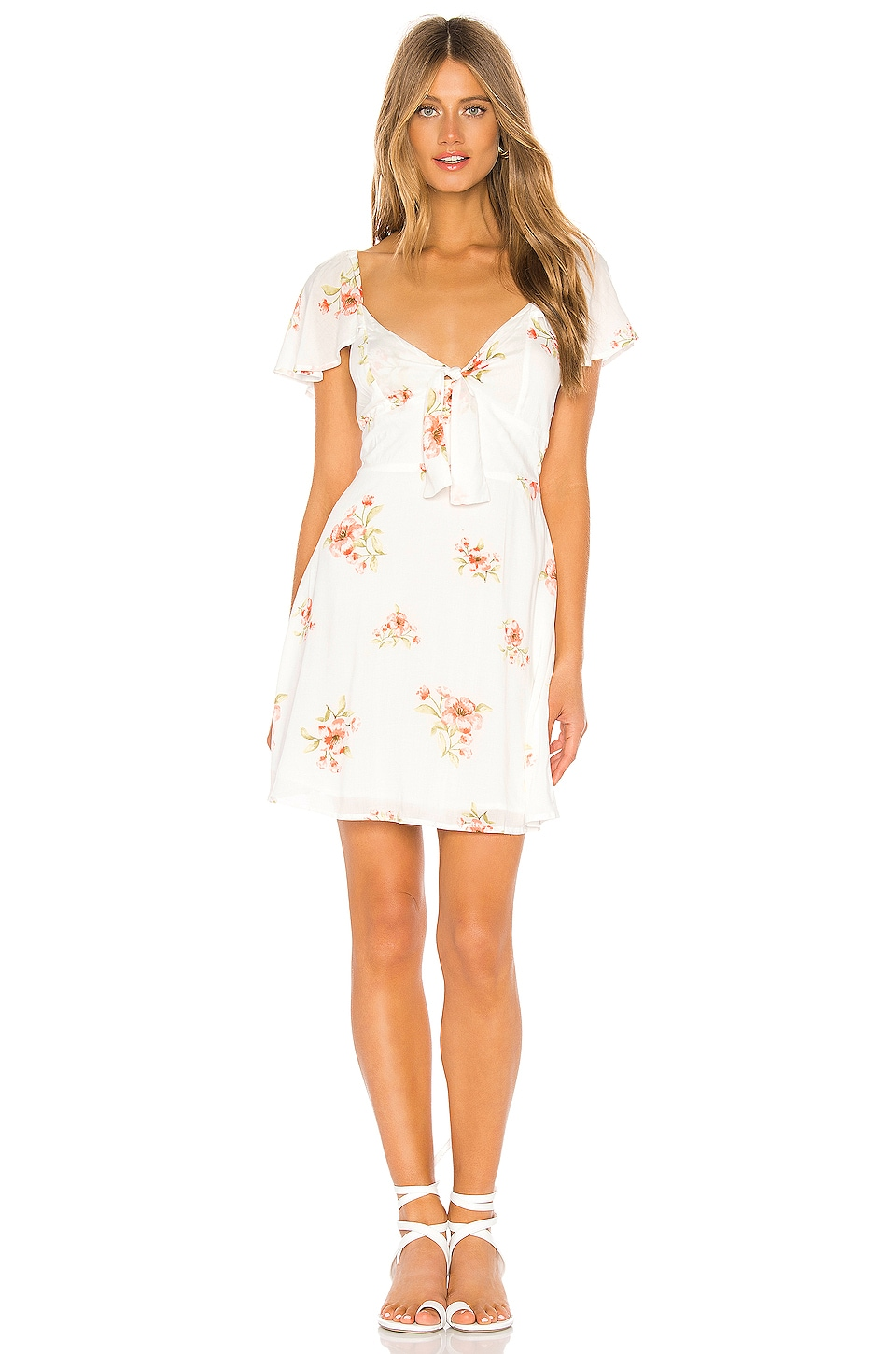 MINKPINK Sweet Delilah Mini Dress in Multi