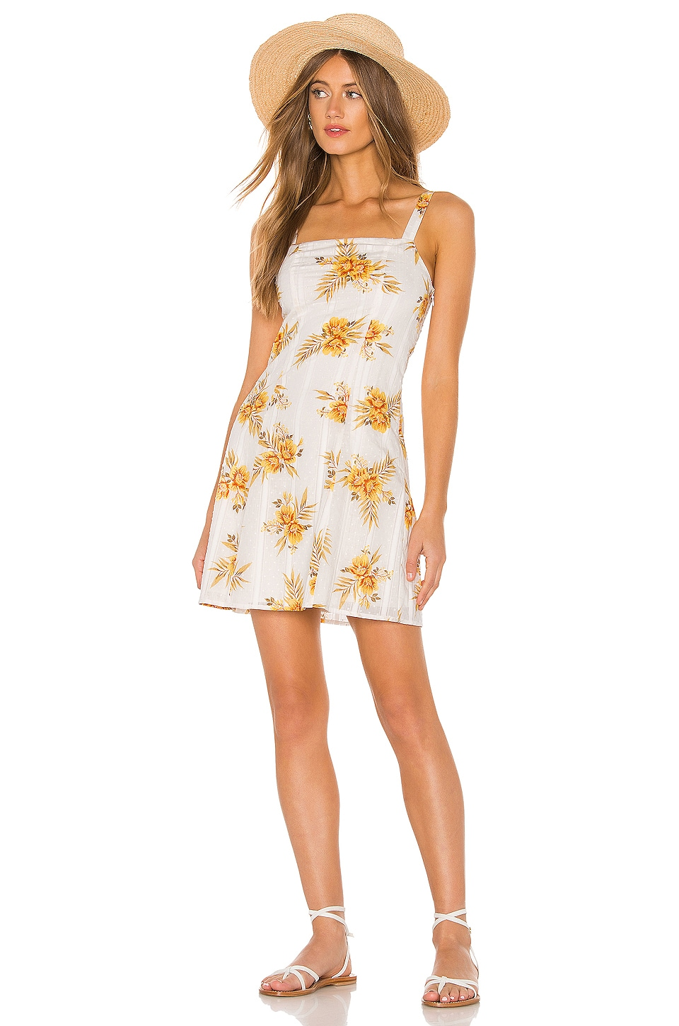 MINKPINK Arcadia Mini Dress in Multi