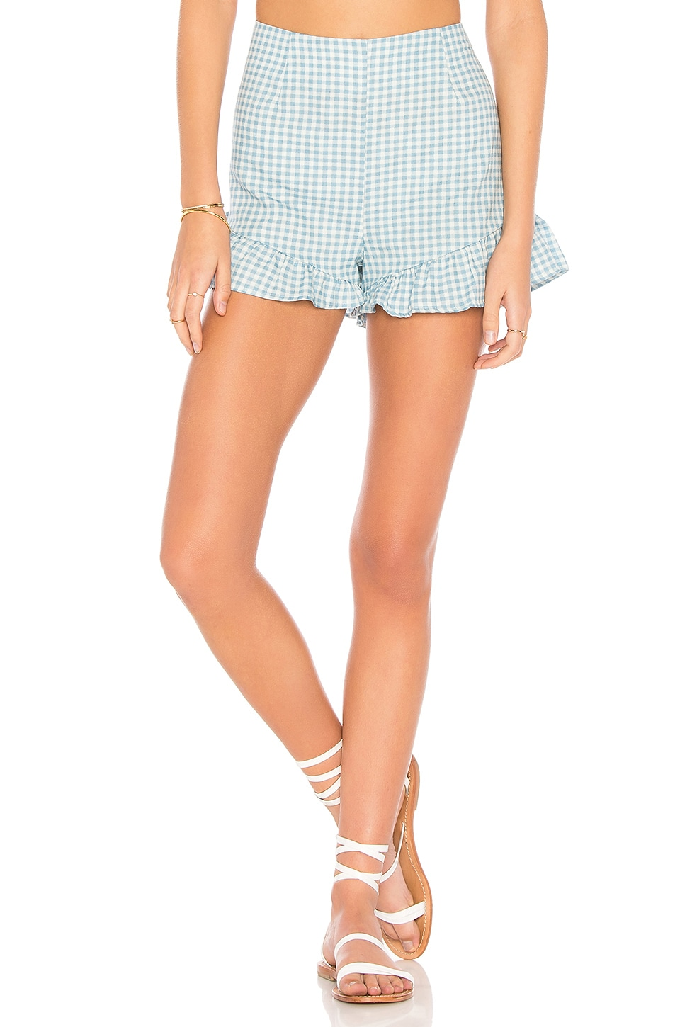 Toto Gingham Shorts