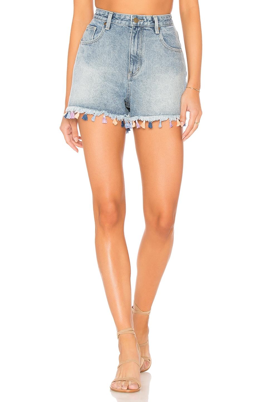 Fiesta Tassel Shorts