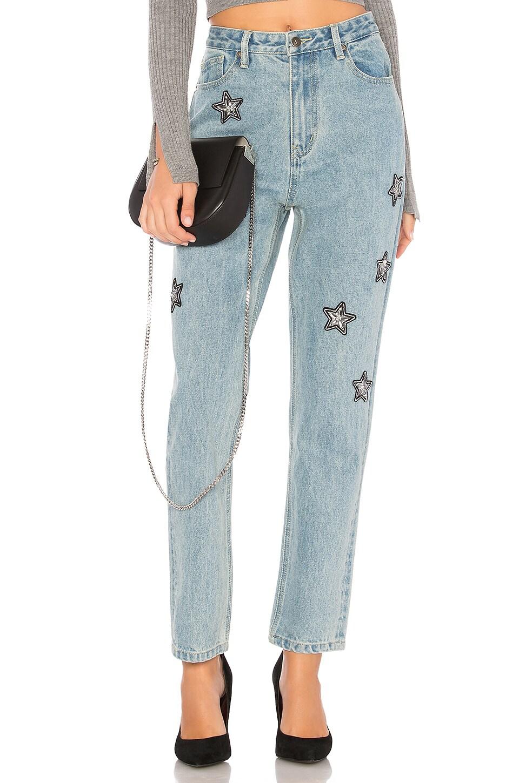 Crystal Star Jeans