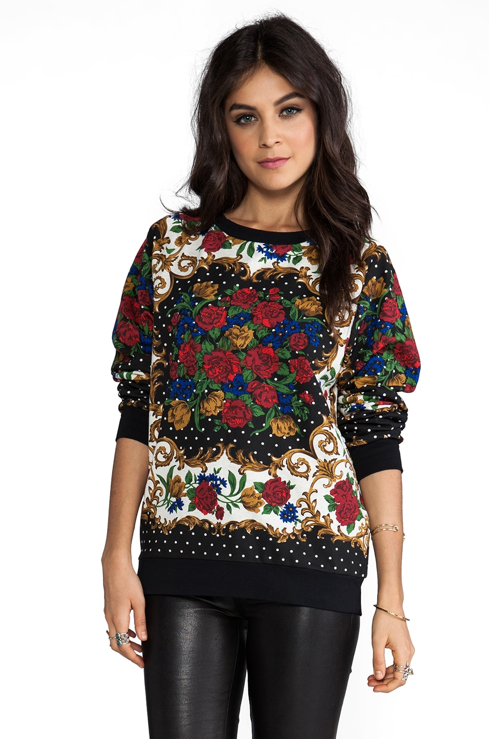 MINKPINK Excessive Pull Over in Multi