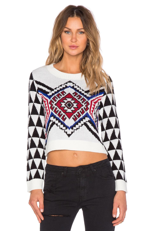 MINKPINK Disturbia Sweater in Multi