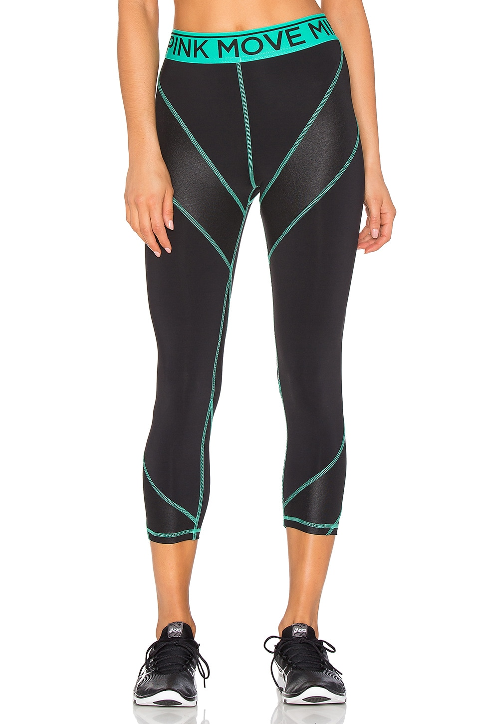 MINKPINK Work It Out 3/4 Legging in Multi