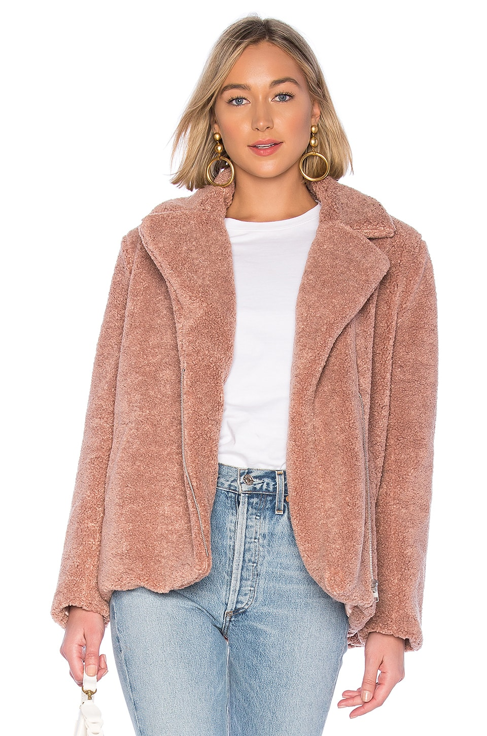 MINKPINK Dawn Jacket in Pink