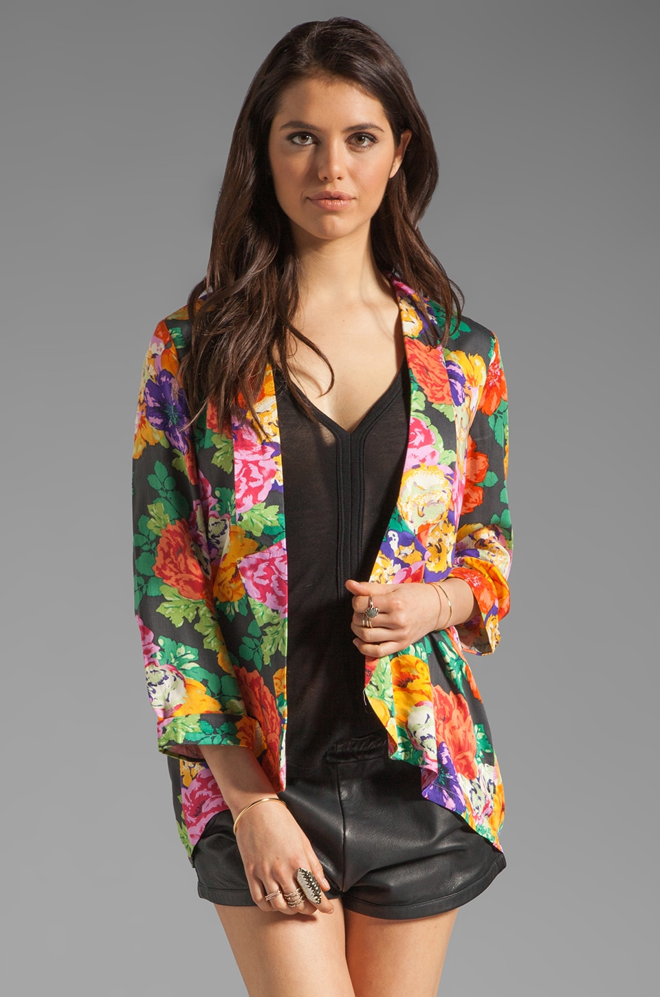 MINKPINK Chelsea Soft Blazer in Multi
