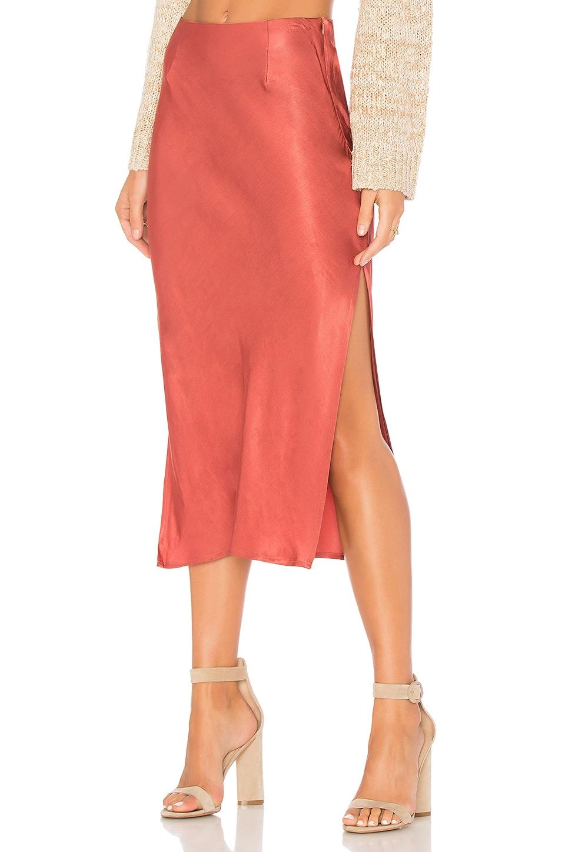 Rose Coloured Glasses Skirt