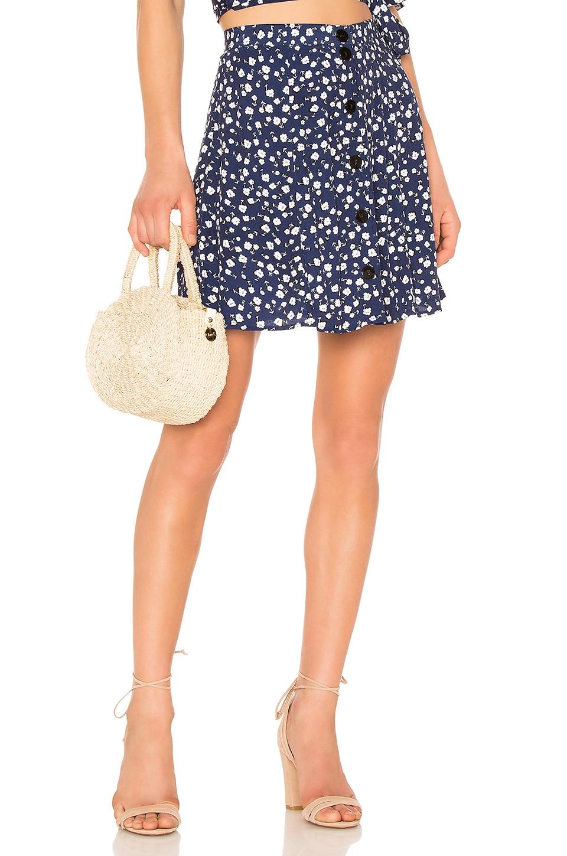 MINKPINK Shady Days Skirt in Multi