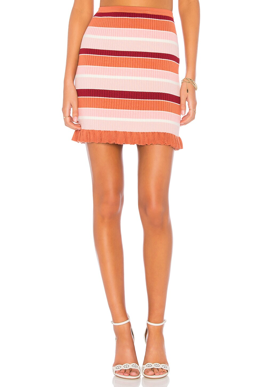 Shades of Rose Skirt