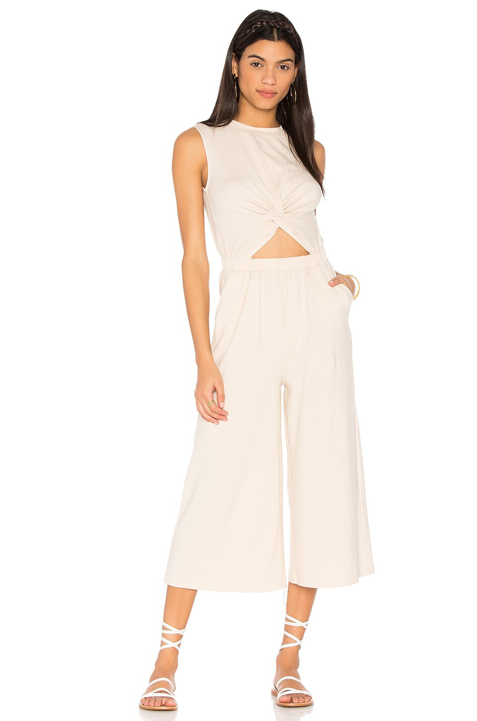 Photo of Twist Tee Jumpsuit by MINKPINK jumpsuits