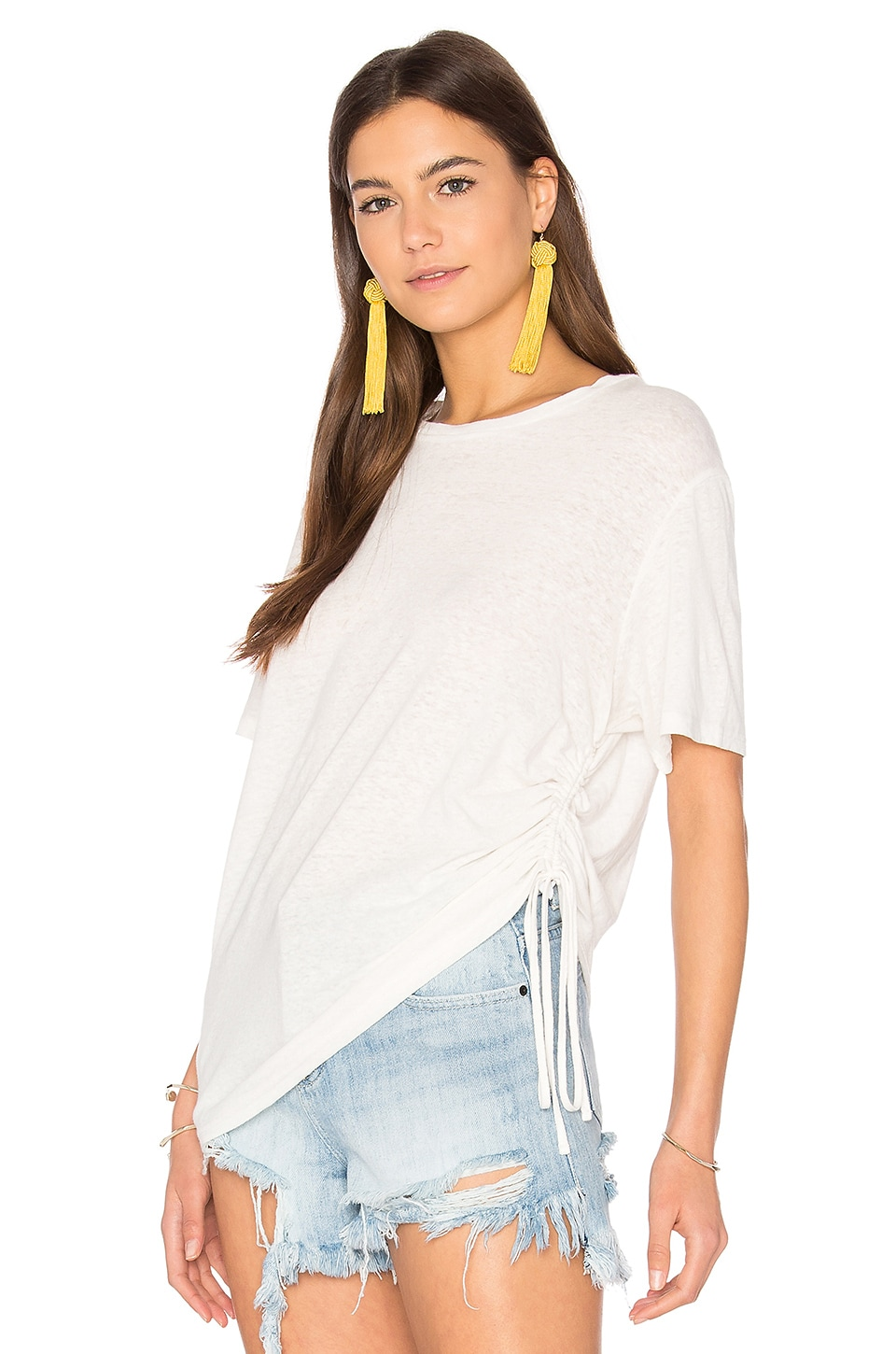 Fortress Drawstring Tee by Minkpink