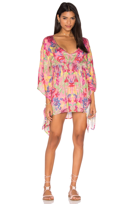 e4667457656 MINKPINK Caribbean Fever Dress in Multi