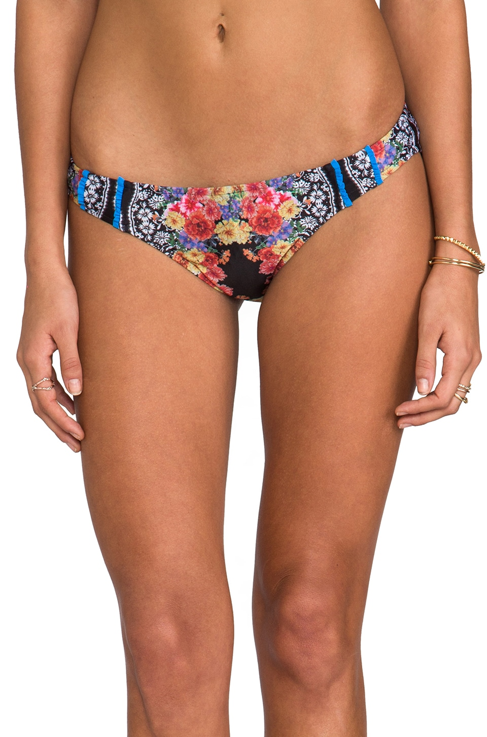 MINKPINK Lacey's Choice Bikini Bottoms in Multi