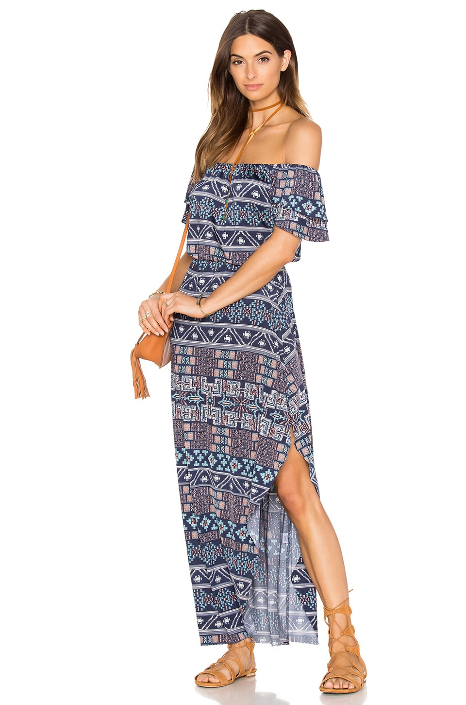 Willow Maxi Dress by MISA Los Angeles