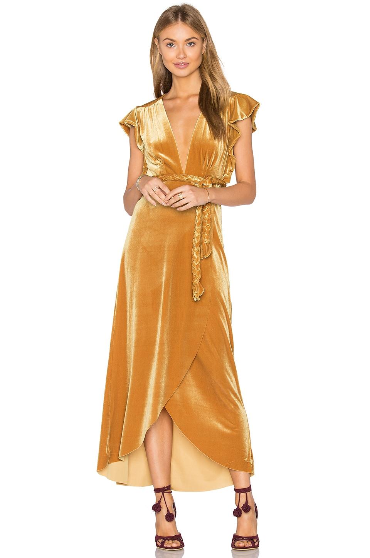 Carolina Dress by MISA Los Angeles