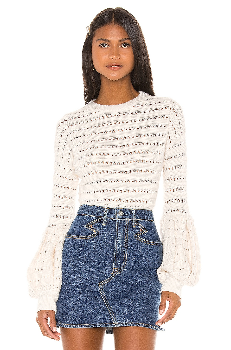 MISA Los Angeles PULL CROPPED VAYDA