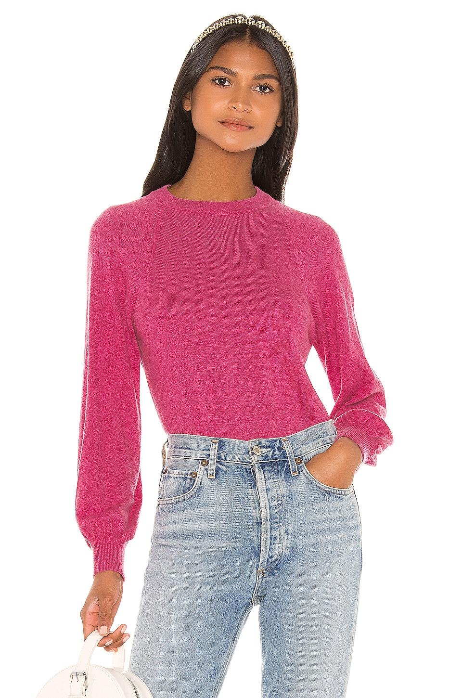MISA Los Angeles Landri Sweater in Peony
