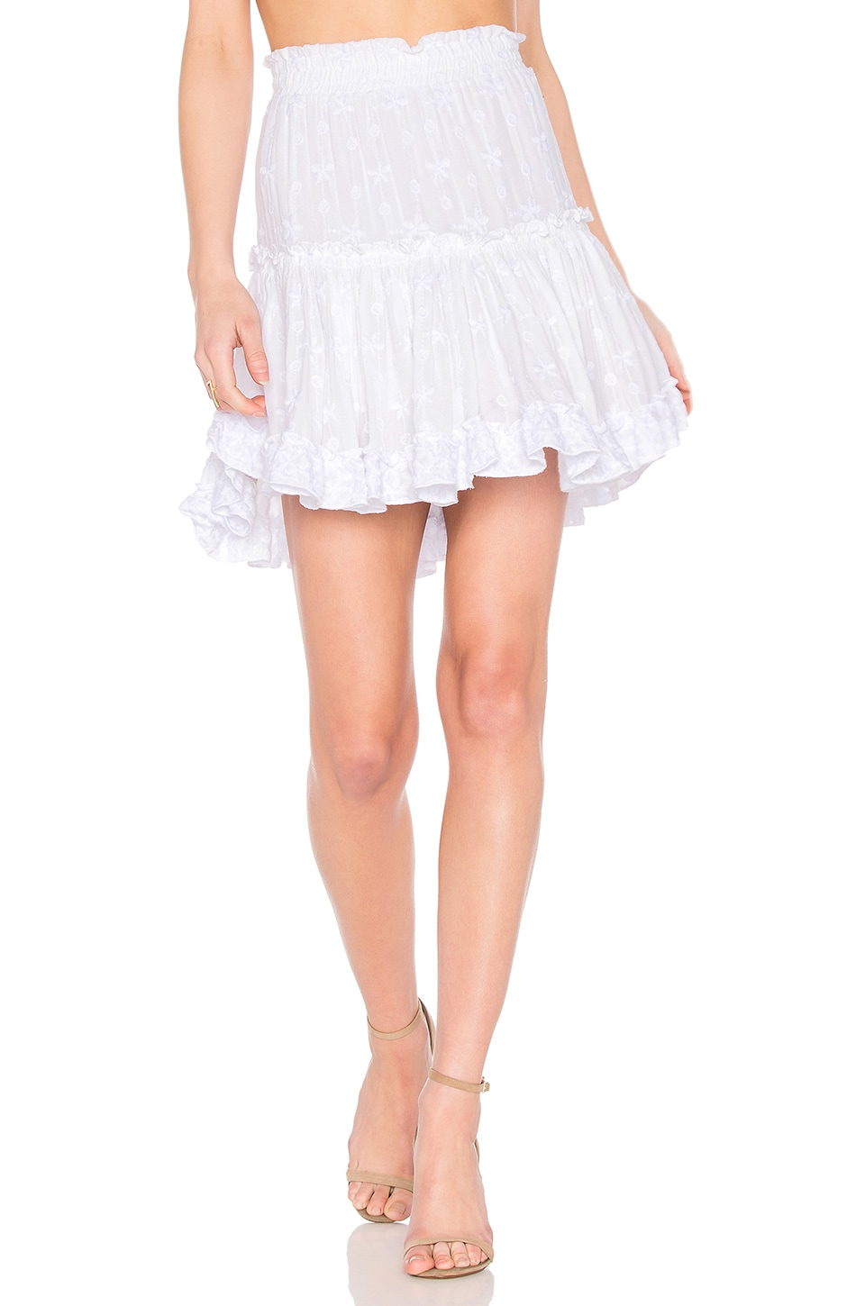 MISA Los Angeles Marion Skirt in Sel