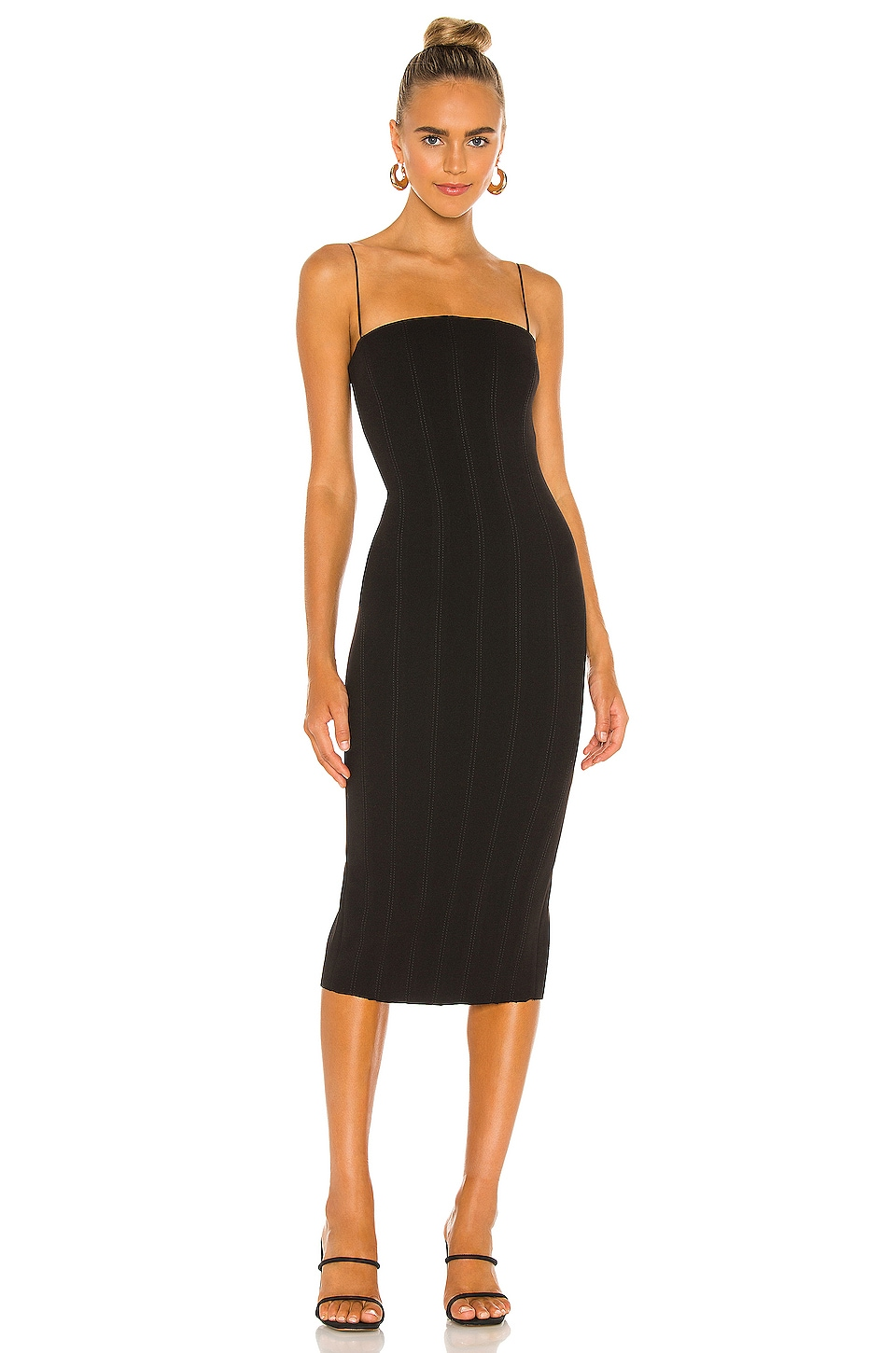 Misha Collection Irisa Dress in Black