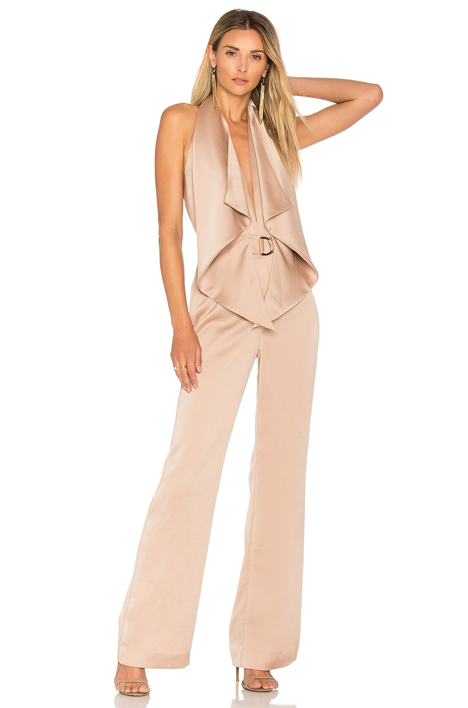 Bailey Jumpsuit by Misha Collection