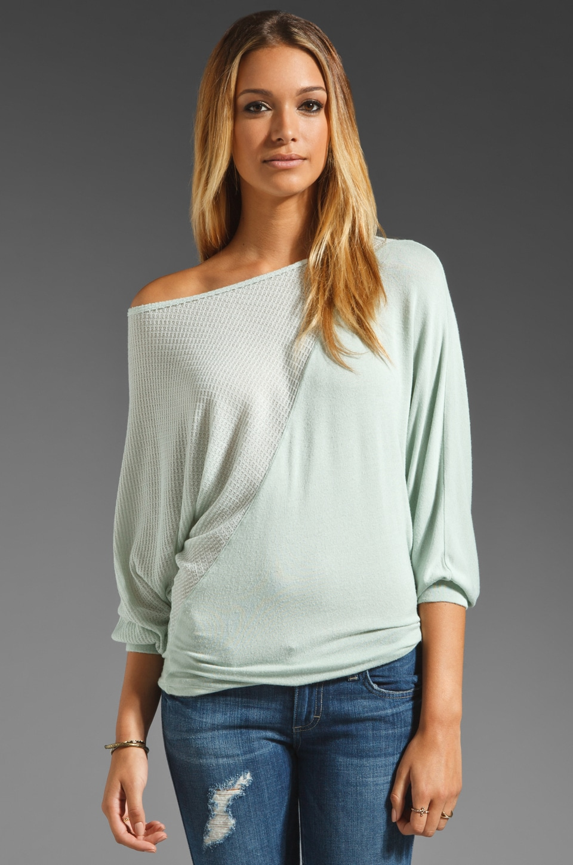 Market Tropical Thermal Karen Sweater in Overcast