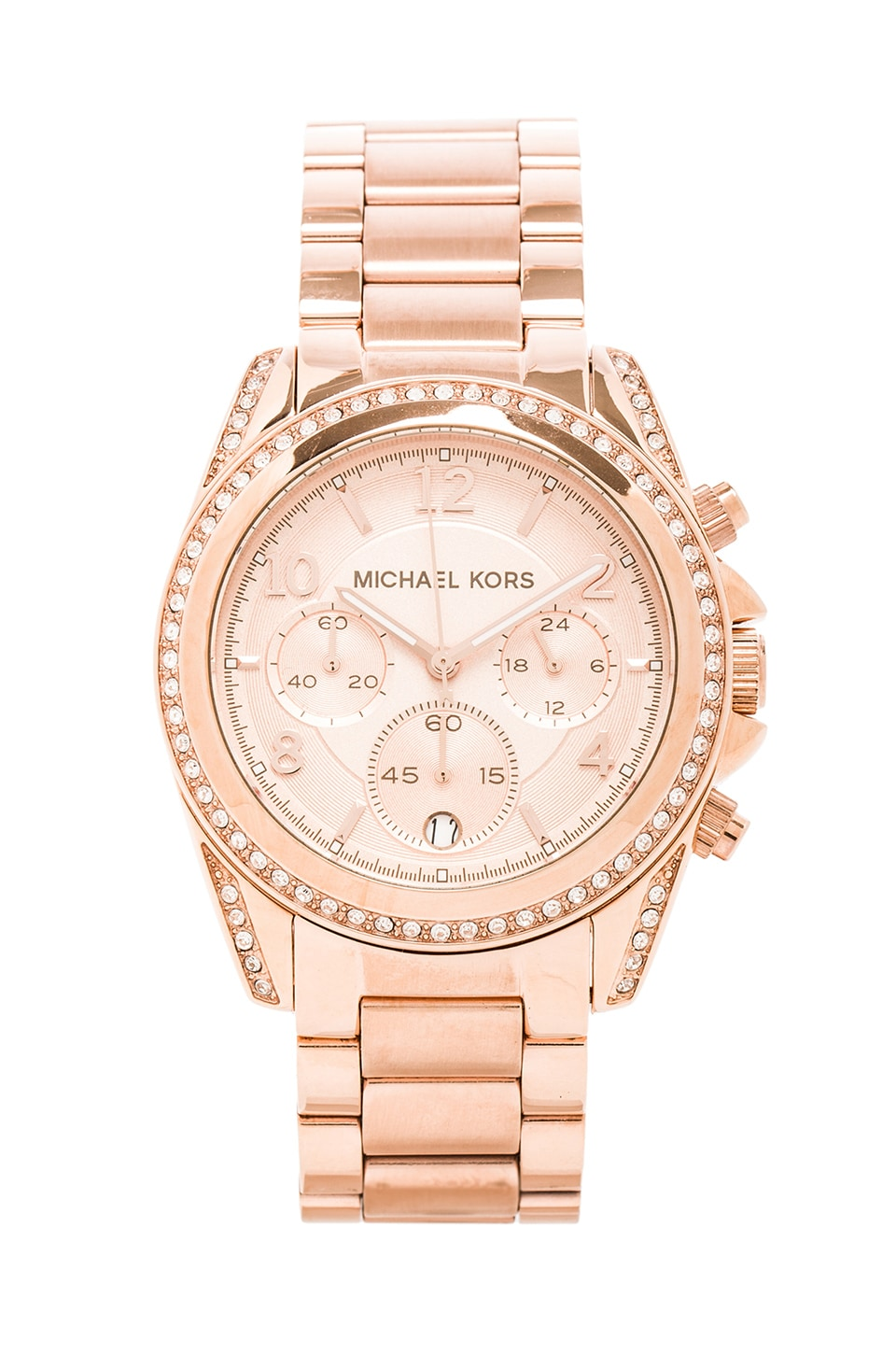 Michael Kors Blair Watch in Rosegold