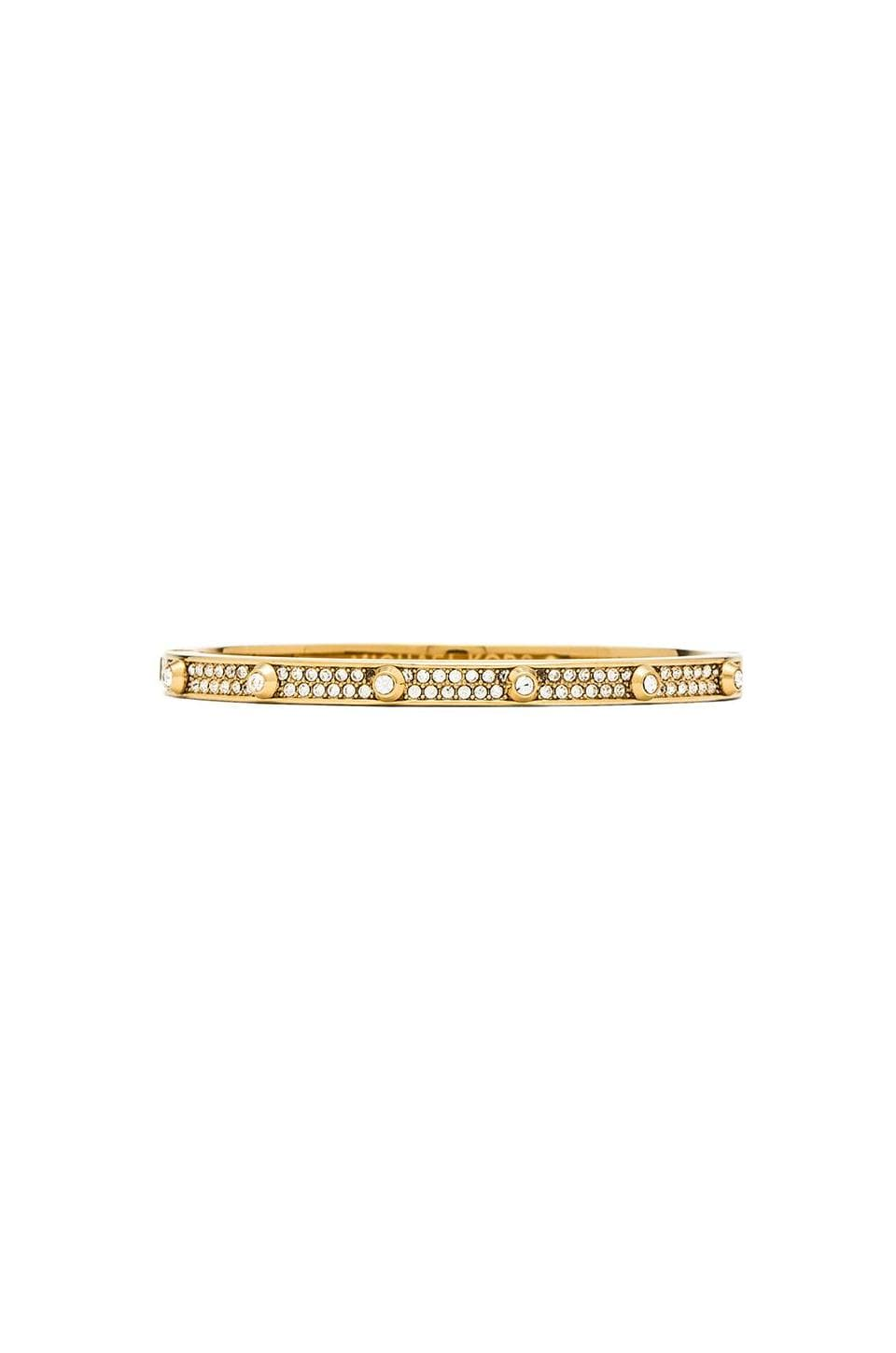 Michael Kors Jeweled Astor Bracelet in Gold