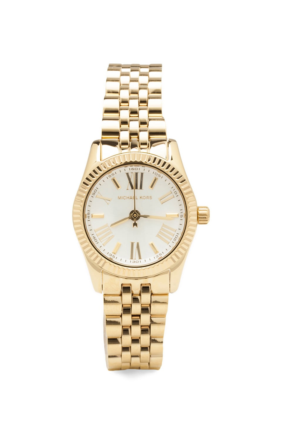 Michael Kors Petite Lexington in Gold