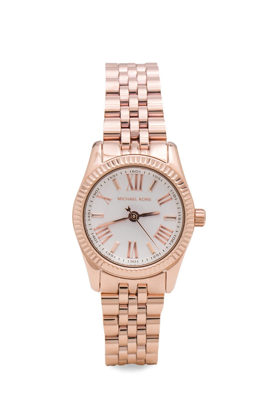 Michael Kors Petite Lexington in Rose Gold