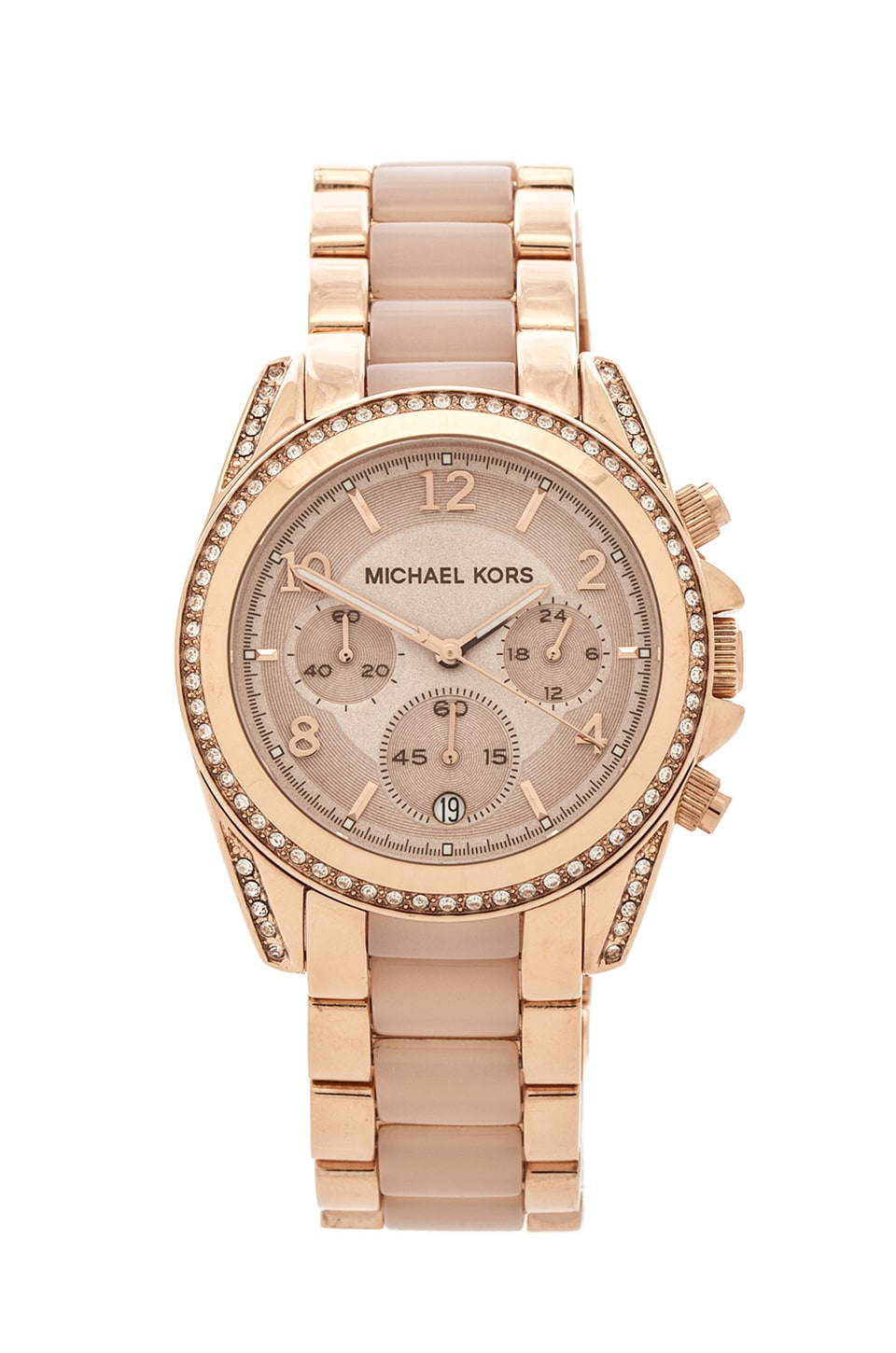 Michael Kors Blair in Rosegold