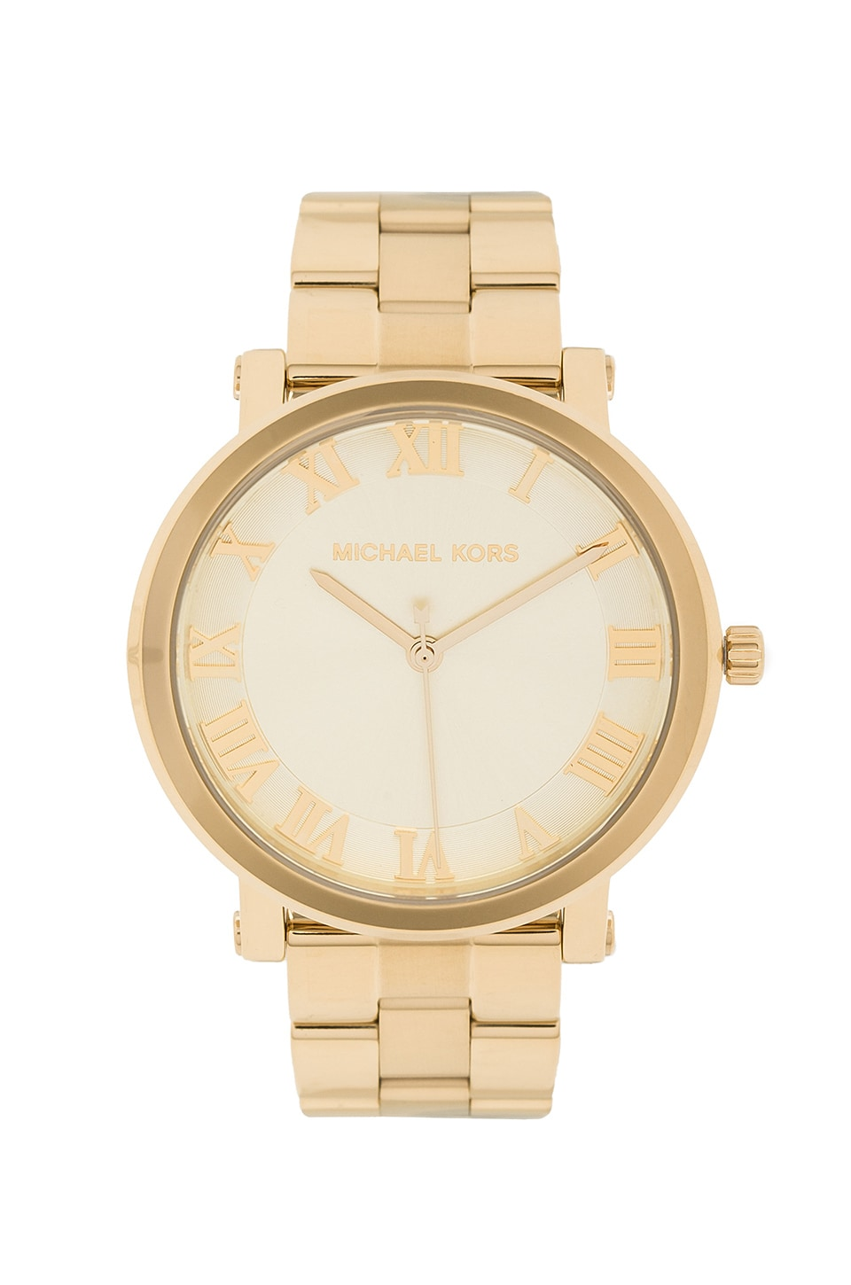 Michael Kors Norie Watch in Gold
