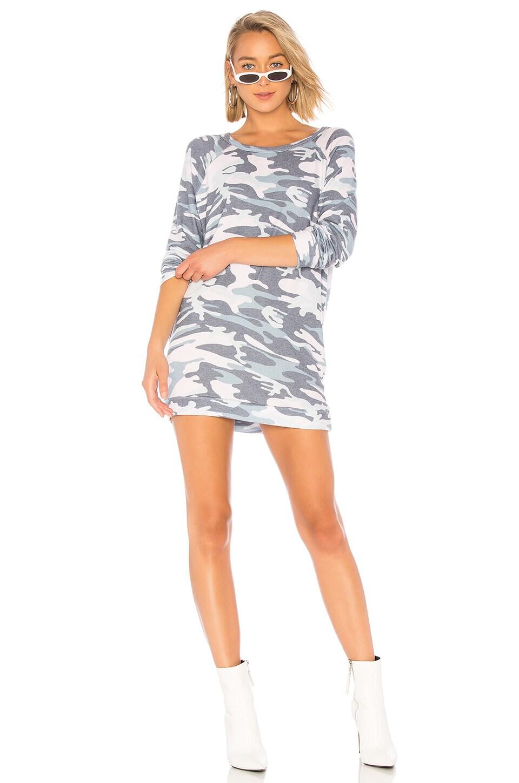 Titus Long Sleeve Sweatshirt Dress