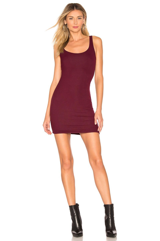 Boston Rib Tank Dress