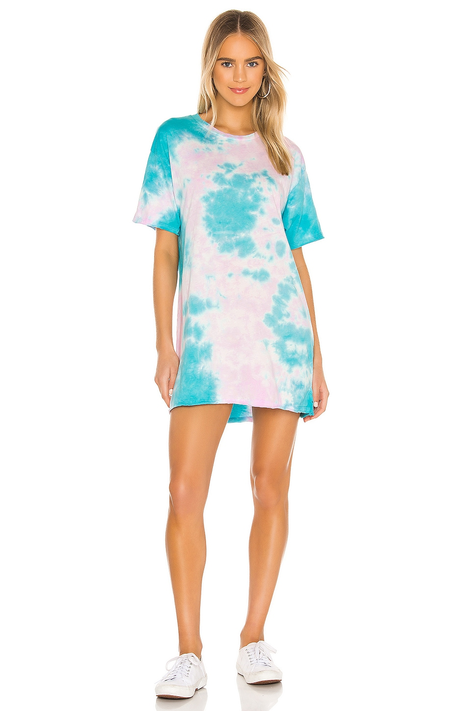 Burman Oversized T-Shirt Dress             Michael Lauren                                                                                                       CA$ 121.30 5