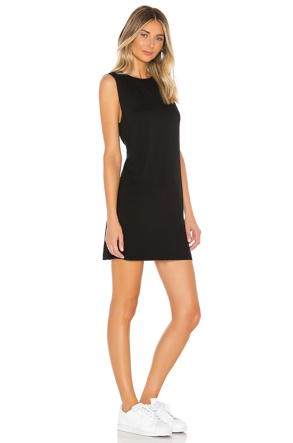 Gilly Sleeveless Dress, view 2, click to view large image.