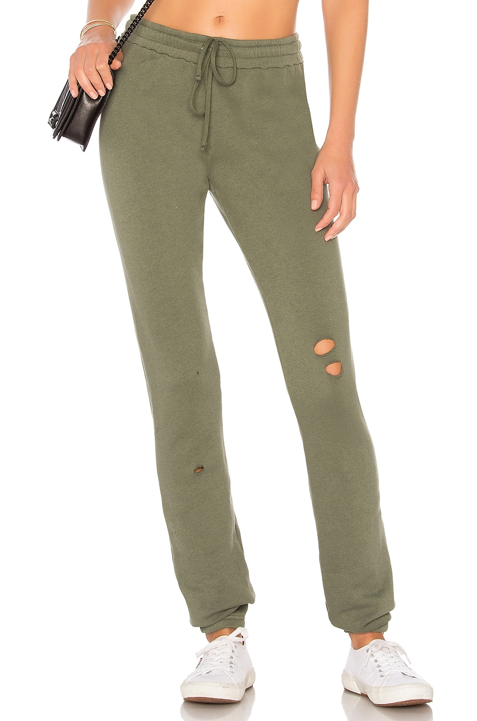Michael Lauren Campbell Jogger in Palm