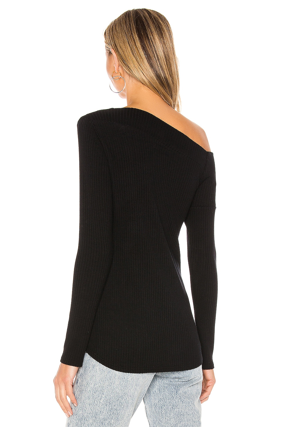 Maples Long Sleeve Top, view 3, click to view large image.